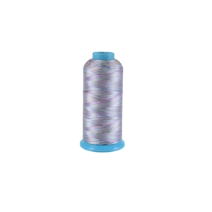 Factory sale high quality 100% polyester embroidery thread with cheap price