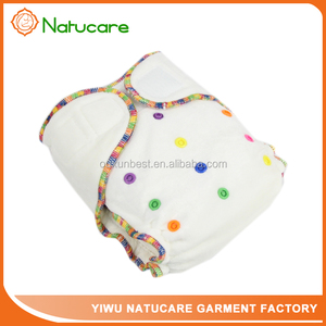 Washable Hemp Fitted Cloth Diapers Manufacturers