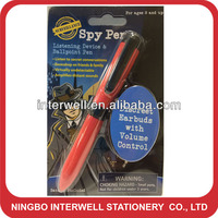 INTERWELL Inter1225 Spy pen listening device,Spy pen listener