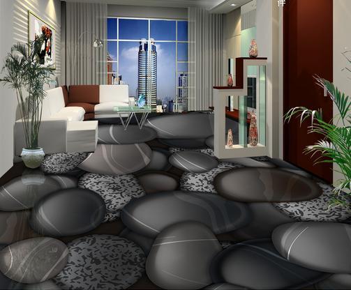 online kaufen gro handel pebble tapete aus china pebble. Black Bedroom Furniture Sets. Home Design Ideas