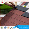 Lightweight Roofing Material Cheap Price Colorful Asphalt Shingle