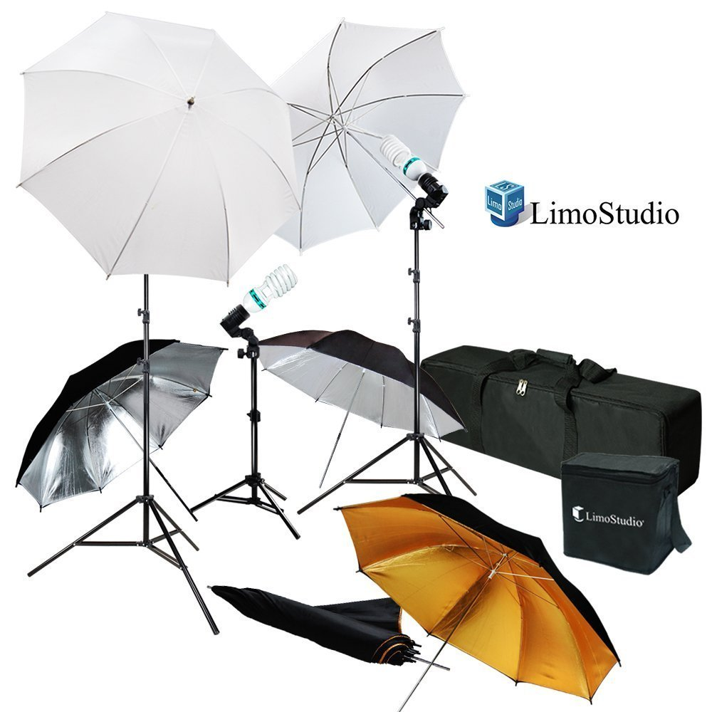 Buy Limostudio Umbrella Reflector Video Studio Continuous Lighting