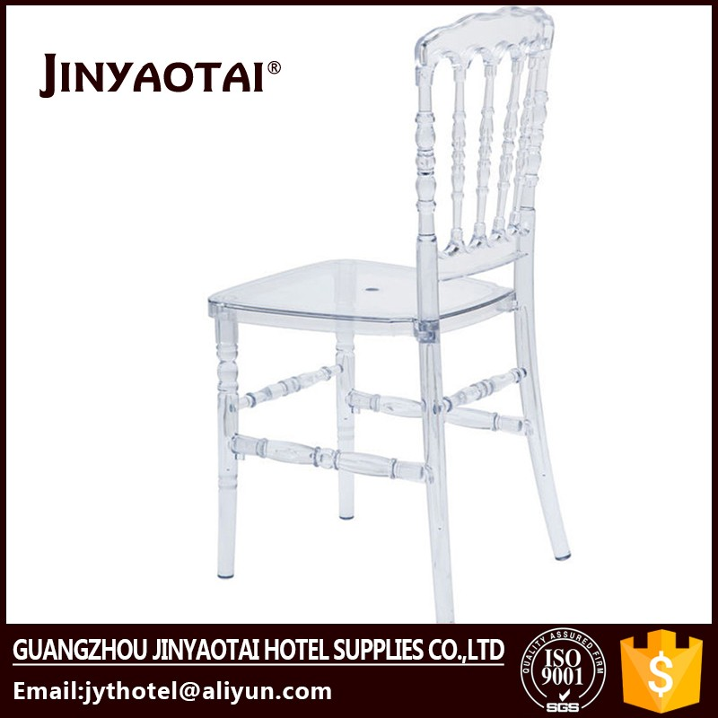 Hot Sell Engraving Dining Chair;Cheap Plastic Banquet Chairs;Acrylic Party Chairs