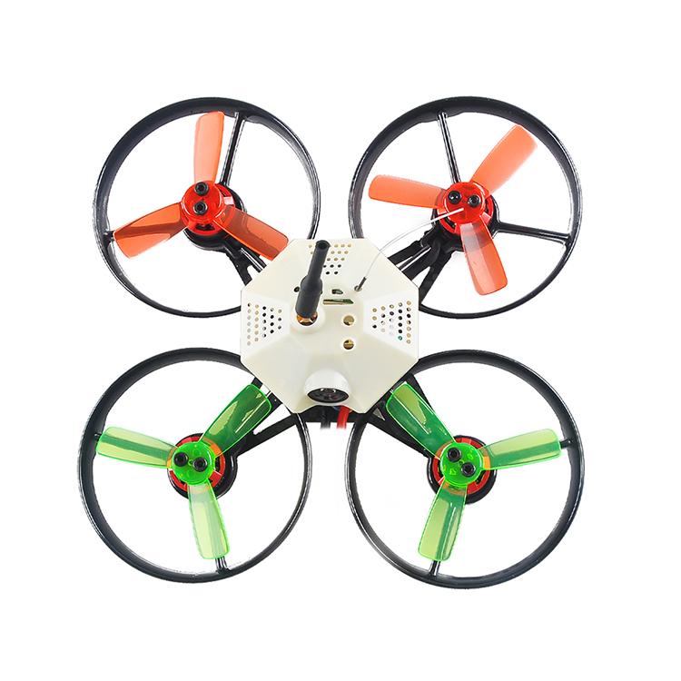 Thanksgiving Gifts Makerfire Armor90 DIY racing drone  brushless motor BNF fpv micro drone quadcopter with hd camera