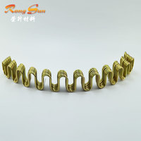 Sofa roll spring &high carbon steel wire coil zigzag spring for sofa