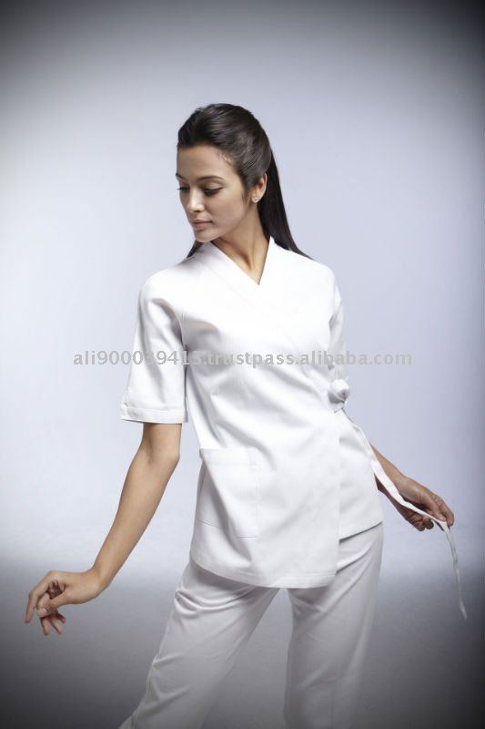 Uniforme pour spa et salon yaetw0003 s 39 il vous pla t for Spa uniform indonesia