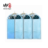 Best sale suit non woven fabric garment pvc recycle bag