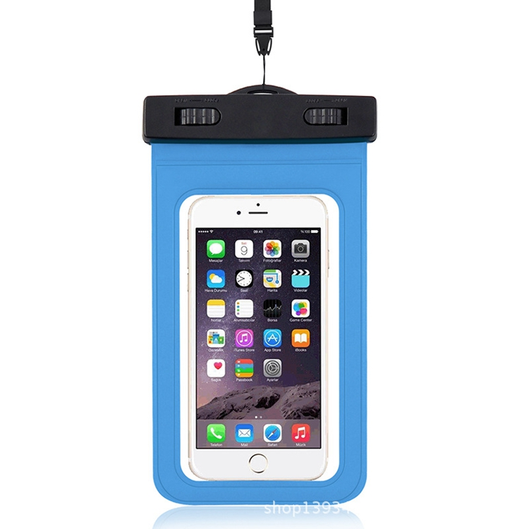 PVC Universal Waterproof Mobile Phone Case Bag Pouch For Phone
