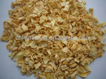 Dried Yellow Onion Plant