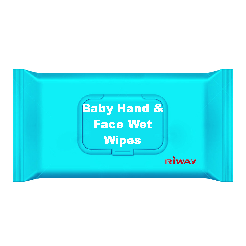 Made In China Standard Design Practical Baby Hand & Face Wet Wipes