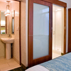 Springhill Suites Hotel Slide Bathroom Doors With Obscure Glass Insert