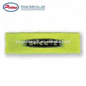 Elastic Headband With Logo f254efa62fc0