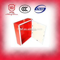 CE certificate Stainless Steel fire extinguisher cabinet