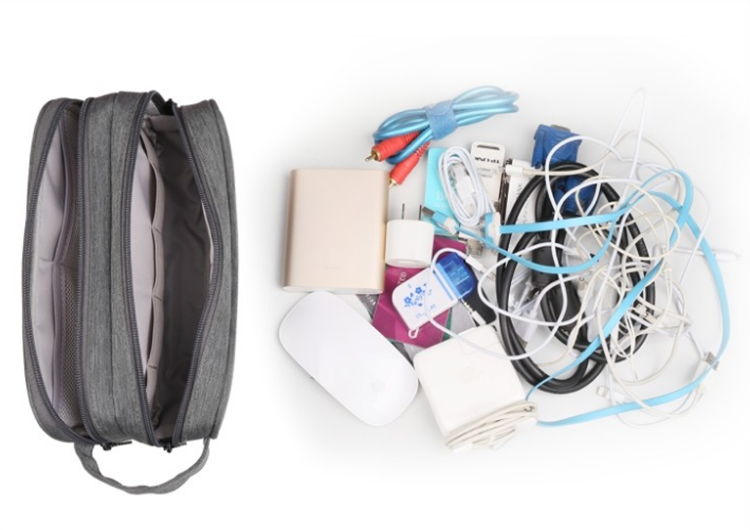 BUBM High Quality Waterproof Nylon Travel digital Storage Bag