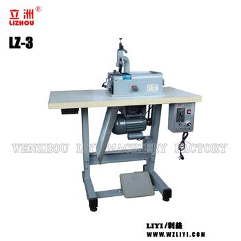 LZ-3 Adjustable Speed Skiving Machine With Low price used granite shoes making machine strip strap leather skiving machine price