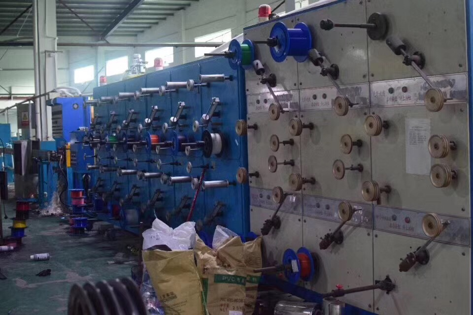 Cheap price Used 16 spindle high speed cable braiding machine /wire machine