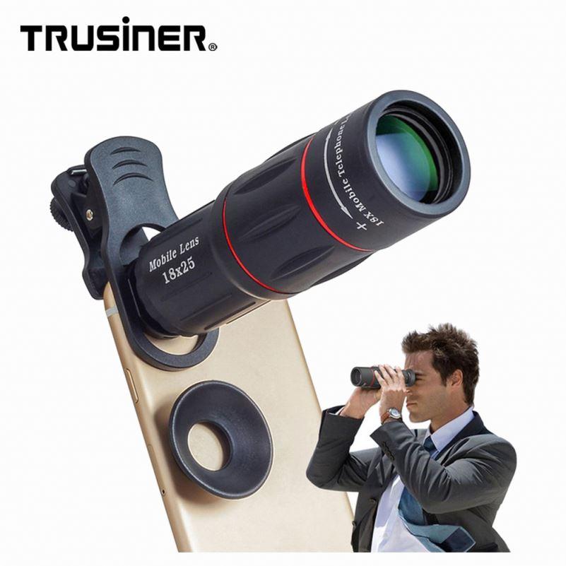 Kualitas Tinggi Lensa Kamera Mobile 50X Zoom untuk Ponsel