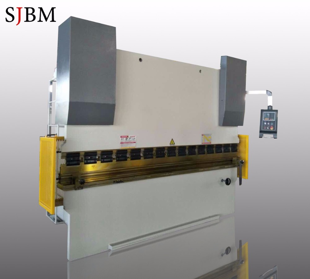 2017 latest low-priced CNC WC67K hydraulic bending machine