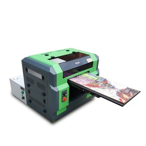PVC printer digital metal plastic sign printing machine