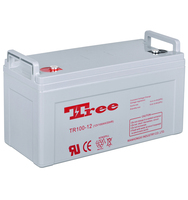 AGM/Deep cycle/Gel battery 12v 100ah 12 volt 110ah lead acid
