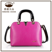 2016 Jelly Bean Silicone Lady Leather Handbag Desgin Ladies Handbag Manufacturers and women's bag with cheap price