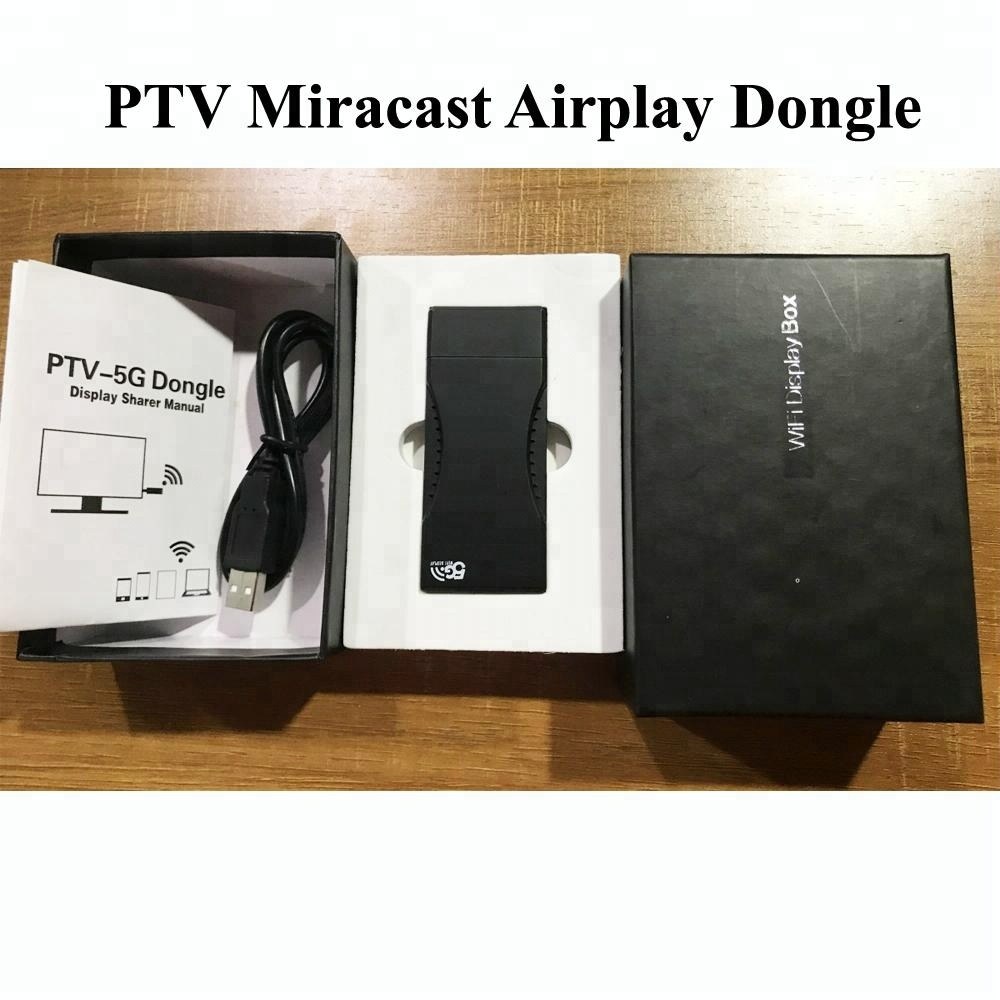 Wifi USB Display Dongle Miracast Screen Mirroring dongle for android iOS