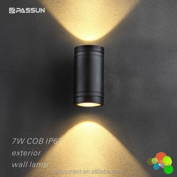 Outdoor lighting two way l& 5W led wall light : outdoor wall lights led - www.canuckmediamonitor.org
