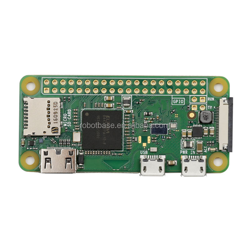 Raspberry Pi Zero W Board 1GHz CPU 512MB RAM with Built-in WIFI & Bluetooth RPI 0 W