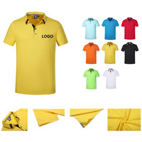 Custom high quality men solid pique polo shirt cotton golf polo t shirt
