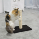 Wholesale Wood Sisal Wooden Parts Pet Products Strong Scratcher Small Pet Cat Tree Post