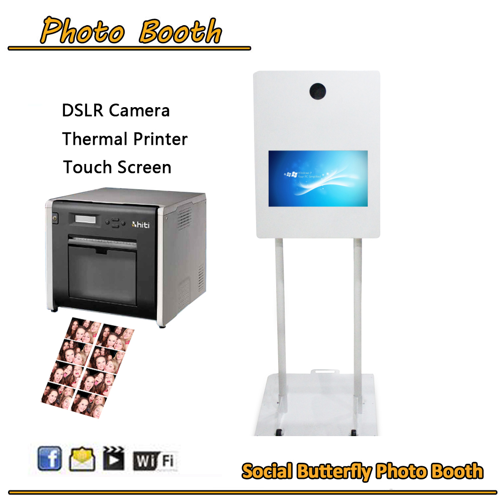 Color booth online - Mini Bluetooth Hiti Thermal Photo Printer For Android And Ios Online Printing