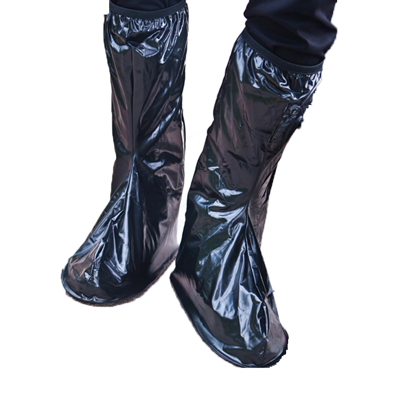 cheap foldable plastic motorcycle rain shoes covers