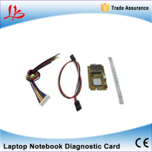 debug card support Mini PCI-E, Mini PCI, LPC, ELPC, I2C,5 in 1 laptop notebook diagnostic card,