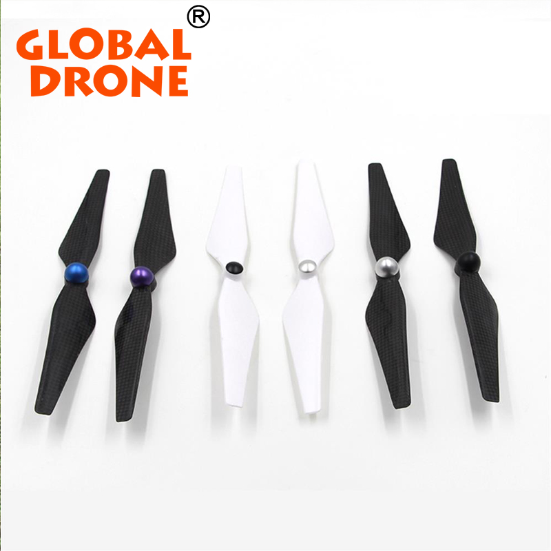 Genuine dji accessories dji Props Carbon Fiber Reinforced Self-tightening Propellers Extra Replace Blade Set for dji phantom 3