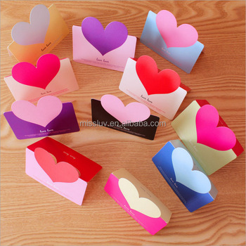 Contoh Kartu Ucapan Valentine - kartu ucapan keren