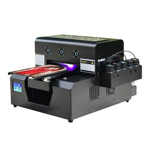 Sapphire-Jet X a4 batch number id pvc card printing UV printer machine