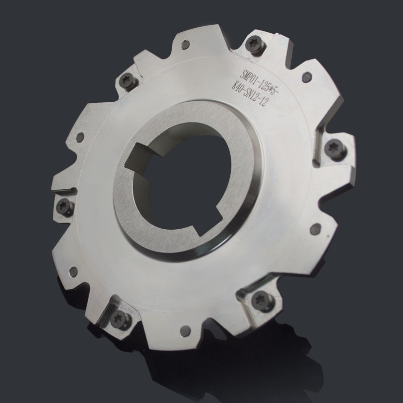PT02 side and face milling cutter