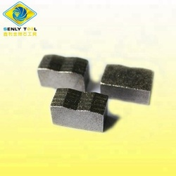 Supply professional diamond segment for granite