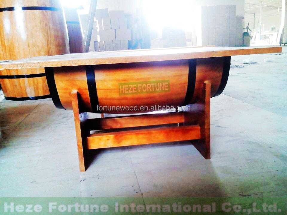 Bois En Vendre Tonneau Buy Basse Table À Archaïque K1uJ35FTcl