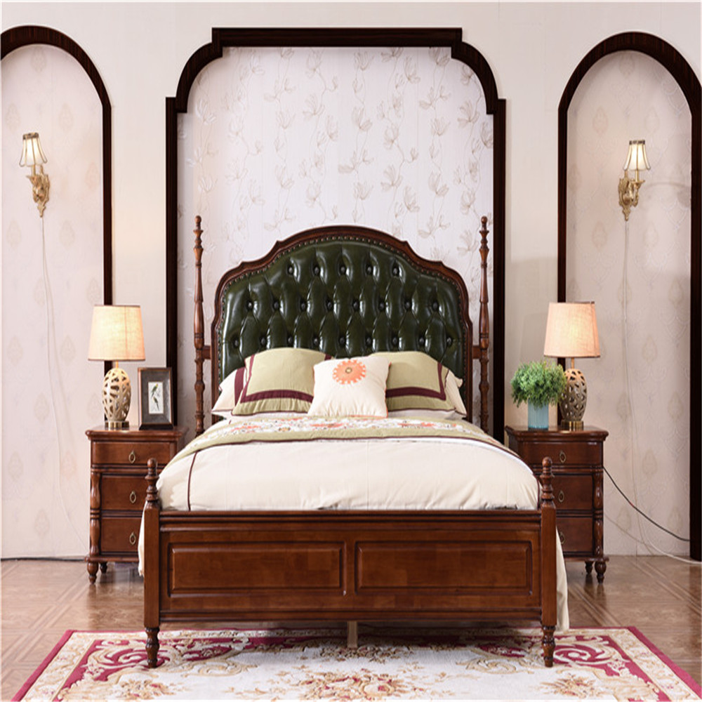 Simple bed furniture design - Bedroom Furniture Simple Double Bed Bedroom Furniture Simple Double Bed Suppliers And Manufacturers At Alibaba Com