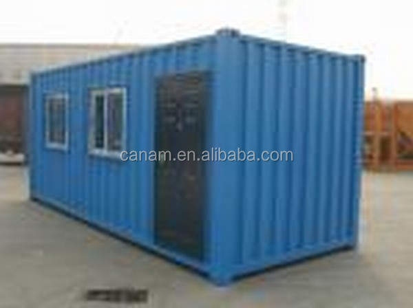 20ft movable shipping container for sale with sandwich panel wall