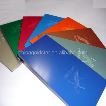 Composite Panels,Black Silver Aluco Bond Panel