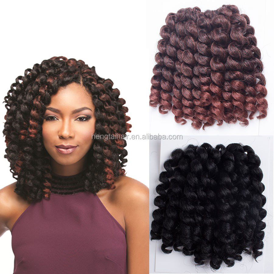 Freetress 10 Inch 75gpc Ombre Synthetic Braiding Hair Bulk Wand