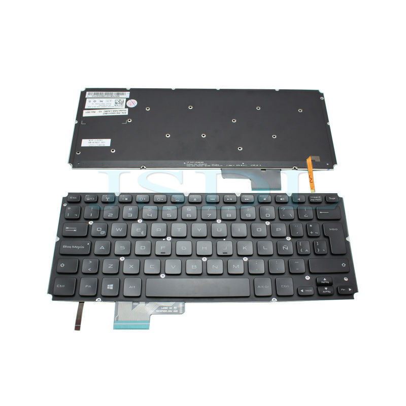 US Layout Backlit Keyboard for Dell XPS 14Z 15Z Compatible 0R22XN