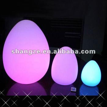 Forme D Oeuf Lampe G12 Led Lampe Led Couleur Changeante Lampe De