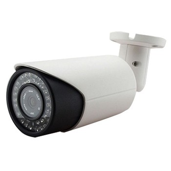 POE 4MP HD Waterproof IP Camera with 30M IR Night Vision