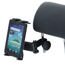 Universal 7″-10.1″ Car Back Seat Headrest Mount Stand Holder For iPad 2 3 4 Mini Air 2 For Samsung Tab For Asus GPS PC