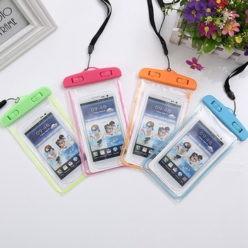 Hot selling Waterproof Pouch Bag Phone case for cell phone