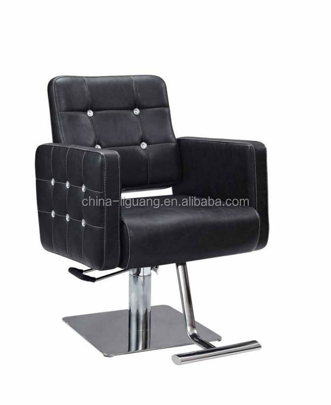 Women recling hair salon chairs hairdressing styling chair