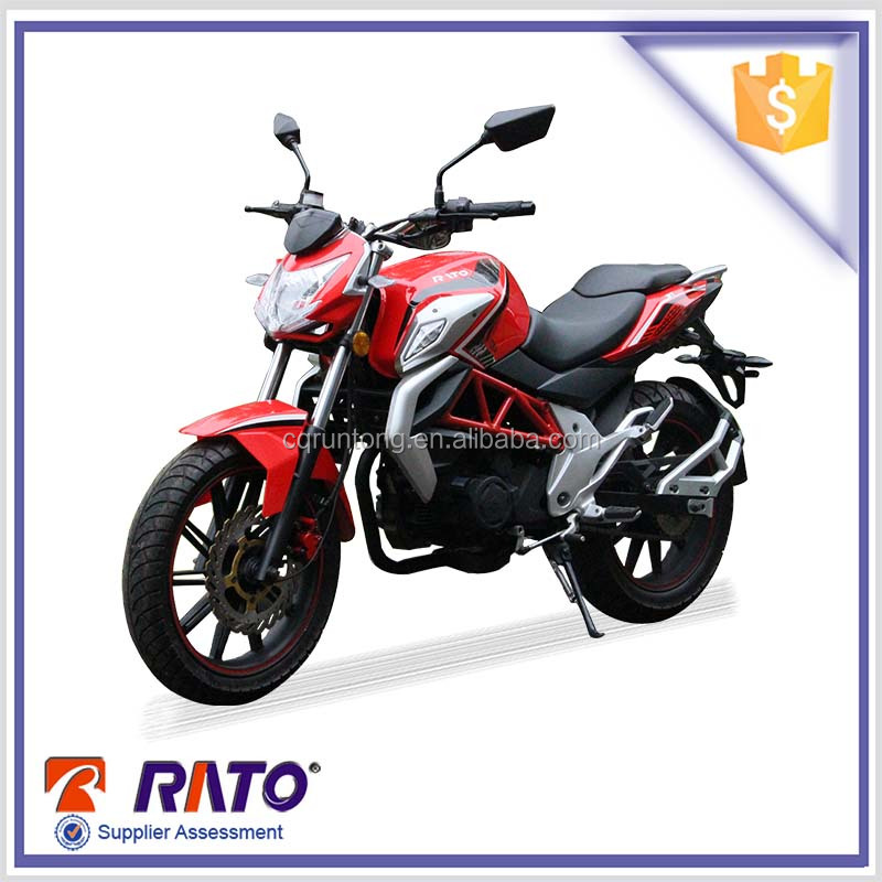 RATO wholesale refit sport motorcycle 250cc made in China
